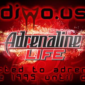 Diwous - Adrenalinový život - logo