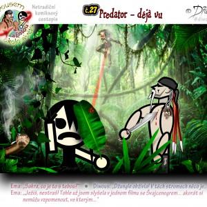 č.27 – Predator – déjà-vu
