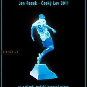 Český lev 2011-Jan Rezek