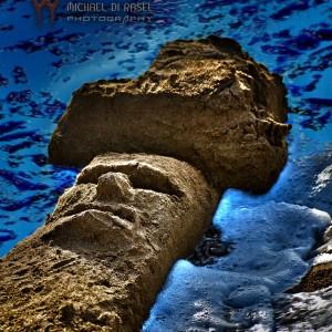 Sandy Moai