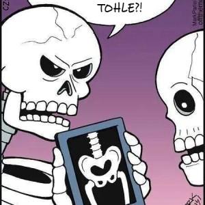 Kreslené vtipy