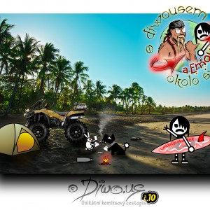 č.10 – Surfování v Karibiku