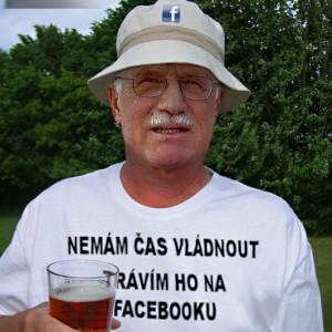 Klaus na Facebooku