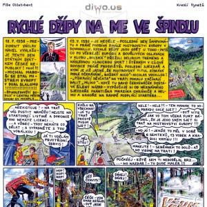 díl č. 5 - Rychlé Džípy na ME ve Špindlu