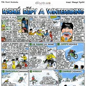 díl č. 10 - Rychlé Džípy a Winterbiking