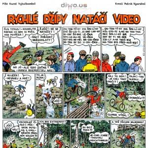 díl č. 13 - Rychlé Džípy natáčí video