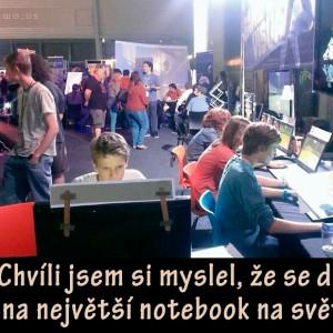 Největší notebook