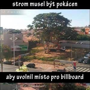 Strom vs billboard