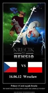 Diwous - Polacy i Czesi sa jak bracia