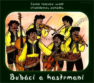 Diwous - Bubáci a hastrmani, cikáni, černý humor, romové, strašidelná pohádka, vtip, romská cikánská kapela, housle, cymbál, Divnej Brouk, Josef Lada, skupina, Česká televize