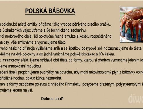 Polská bábovka