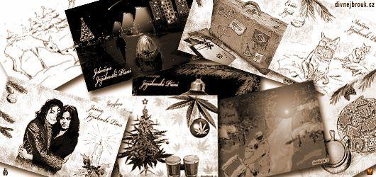 Diwous - Divnej Brouk, Vaše ježíškovská, vánoční přání