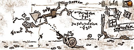 Diwous - humorné povídky, cyklus Jak dobÍt svět, Jak svět přišel o dalšího génia, Ajnštajn, Archimédes, archimedův zákon, Bagron - jednotka hrnutí, Buml František, časoprostor, Celsius, Cvajštajn, doba ledová, E=mc2, Einstein, geniální IQ test, matfyz, menza, Newton, objevy, patentový úřad, Pearl Harbor, prak, Pythagoras, pythagorova věta, teorie relativity, věda, vynález kola, vynálezy, výzkum, Zweistein