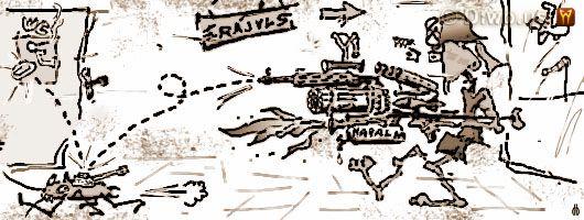 Diwous - humorné povídky, cyklus Jak dobÍt svět, Jak mě přelstil hnusnej brouk, Austrálie, Biolit, Bruce Lee, Brundle, Chorvatsko, deratizace, dezinfekce, dezinsekce, domácí škůdci, Gobi, hasící přístroj CO2, Kréta, Kursk, Kypr, moucha, obtížný hmyz, Olgoj Chorchoj, Patagonie, škorpion, šváb, tank T-34, tarantule, travelátor, Tse-Tse, tučňák
