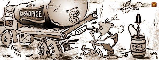 Diwous - humorné povídky, cyklus Jak dobÍt svět, Jak jsem hulil pivo, bílá myš, chmel, cisterna, Dentakryl, dřevěná noha, dýmka míru, hubertus, Kaťuša, kesodyn, Krušovice, Maková panenka, motýl Emanuel, orient shop, šíša, Sorbit, štěně sud piva, technický benzín, utržené sluchátko, vodnice, vonné tyčinky