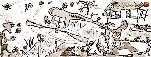 Diwous - humorné povídky, cyklus Jak dobÍt svět, Jak jsem likvidoval souseda, angrešt, Azory, fuchsie, heliport, Inčučuna, IPCHO, Kaufland, kedlub, kulomet Maxim, Lajka, Mengele, Molotovův koktejl, pařník, Paroubkovo Volské Voko, polní lopatka, ředkvička, Sámer Issa, šavle, sousedské války, strojní puška, vejtřaska, žigulík