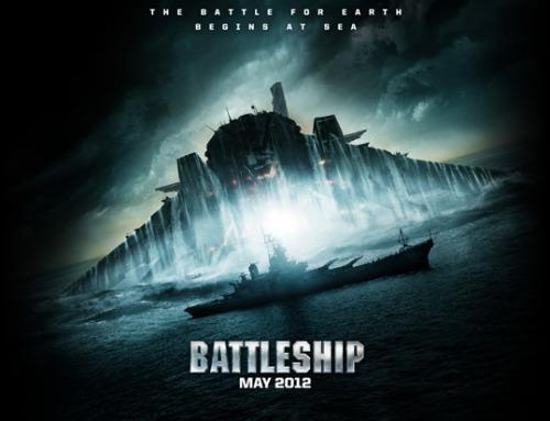 """Bitevní loď – """"Battleshit"""""""