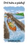 Diwous - kniha, sbírka, vodácké povídky, Drž hubu a pádluj!, sborník, Divnej Brouk, Šklíba, Věra Nosková, Pígo, Kenyho volej, literární soutěž, nakladatelství, vodáci, kánoe