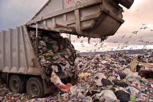 Diwous - Babovřesky - odpad