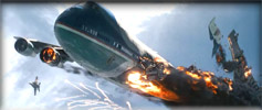 Diwous - recenze - Útok na Bílý dům - AirForce One