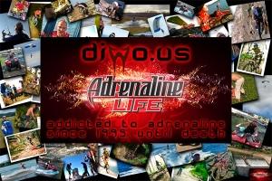 Diwous - Adrenaline Life