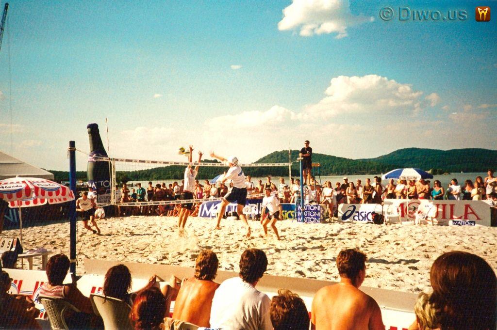 Diwous - beach volejbal, Mistrovství České republiky, ČR, plážový, Doksy, Máchovo jezero, Pakosta, Palinek, zápas, utkání
