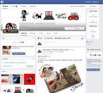 Diwous - FUJ!SLABIKÁŘ - Fanclub na Facebooku, fanclub, fans, fanoušci, parodie, napodobenina, slabikář, brutál, krev, násilí, Žáček, Ema mele, máma, motorová pila, karikatura, kreslený komiks, Facebook