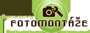 Diwous - Fotomontáže - logo pro slider