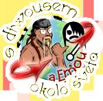 Diwous - Okolo světa - logo pro slider