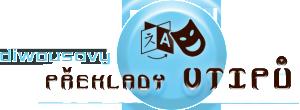 Diwous - Překlady vtipů - logo pro slider