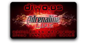 Adrenalinový život