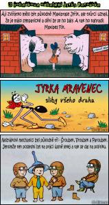 Diwous - Paroubek - pohádky, 3x pohádková odhalení Jyrky Paroubka, Šroubek, Vroubek, Neználek, Ferda Mravenec, Maxipes Fík, Lidový dům, Ája