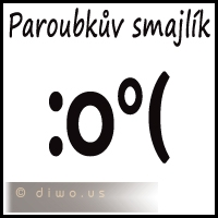 Diwous - Paroubkův smajlík, Jiří Paroubek, vtip
