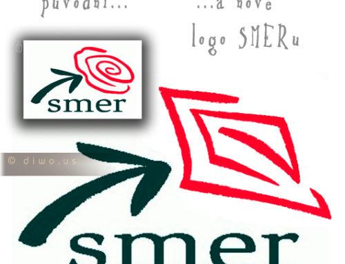 Nové kontroverzní logo SMERu