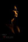 Diwous - Photography - Tereza (portrait, girls, silhouette, portrét, dívky, silueta)