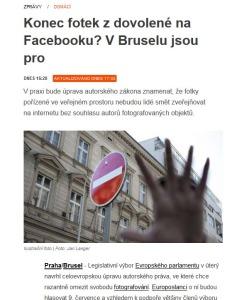 Diwous - Absurdistán, absurdita, autorské právo, Brusel, EU, Evropská Unie, Evropský parlament, Facebook, fotografie, legislativní návrh, nařízení, nesmysl, sociální sítě, souhlas autora, uveřejnění, Wikipedia, zákaz, zákon