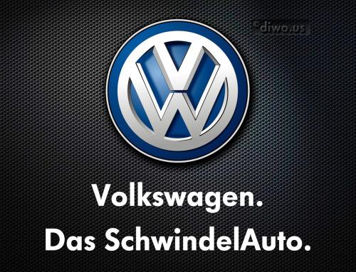 Volkswagen – Das SchwindelAuto