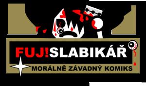 Diwous - FUJ!SLABIKÁŘ - logo
