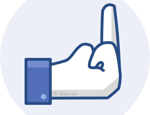 Facebook Reactions – Fuck Off