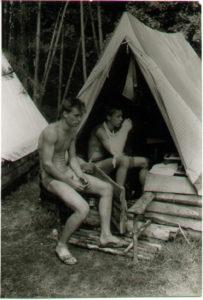 Diwous - skautský tábor (1991)